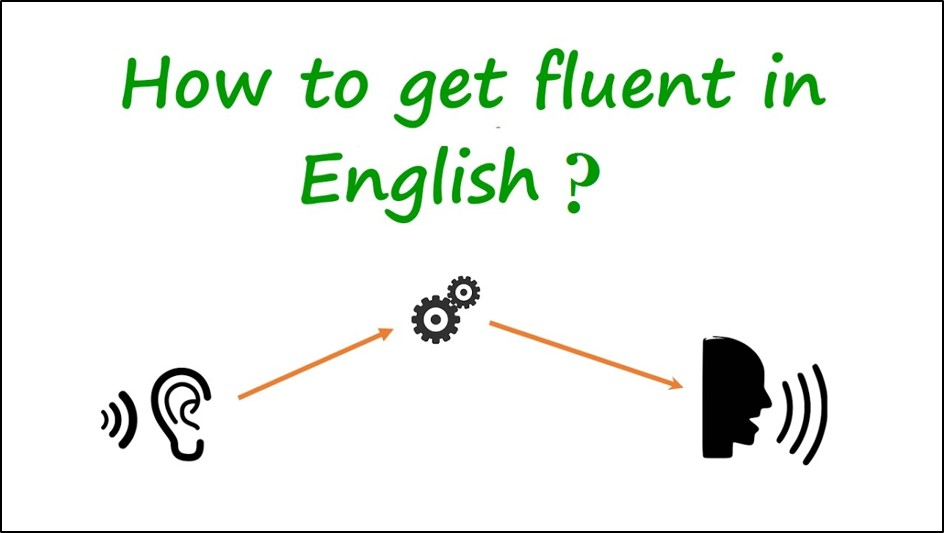 How to get fluent in English?