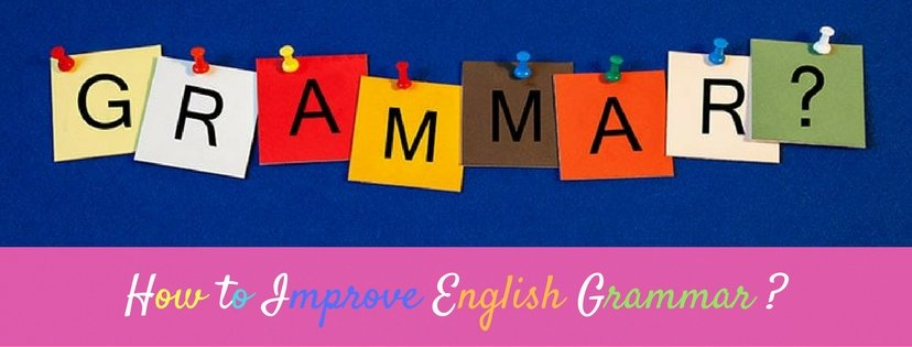 Improve English Grammar