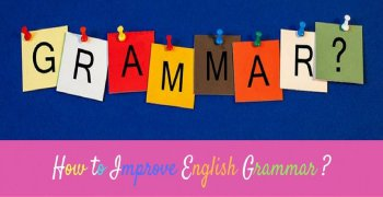 Improve English Grammar image
