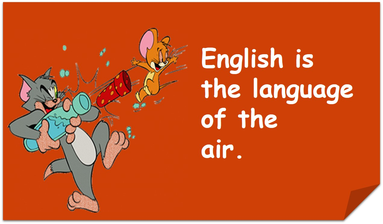 Language of the Air