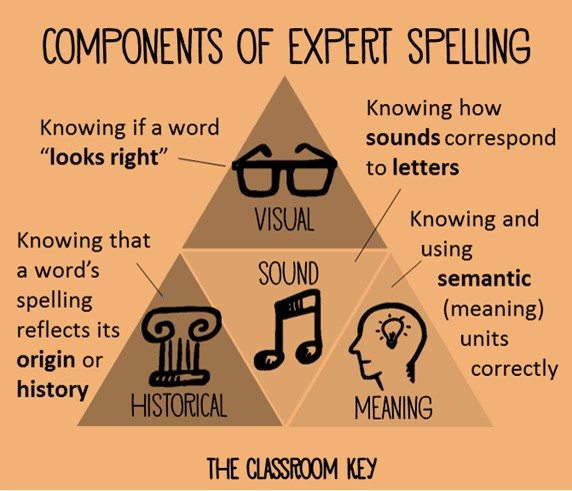 Class 9: Analogies and Spellings - English Square