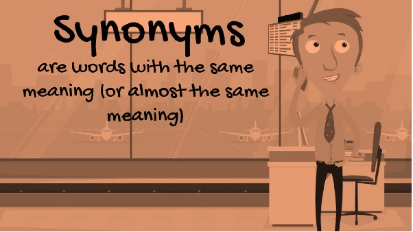 Class 10: Synonyms and antonyms - English Square