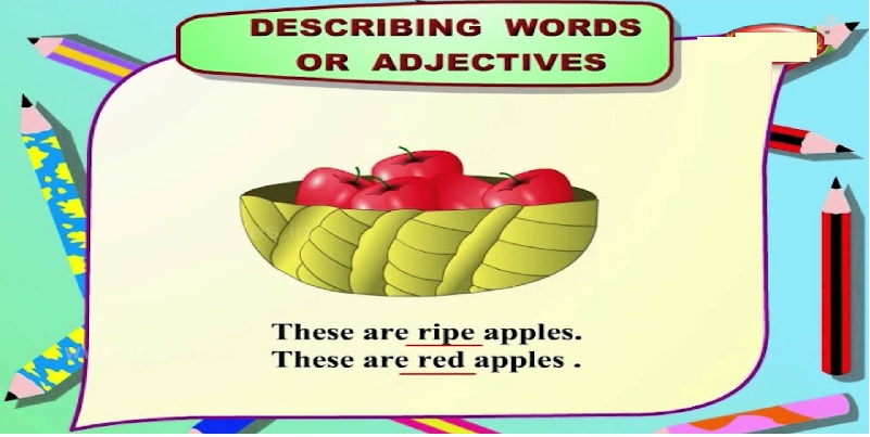 Adjectives - The Describing Words!