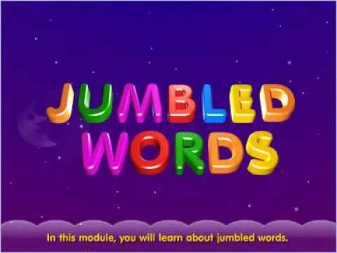 Jumbled Words – Fun time!