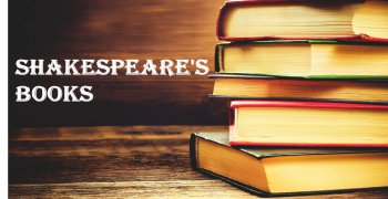 Shakespeare's Books image